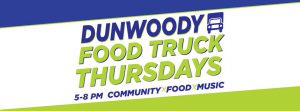 Dunwoody Food Truck Thursdays presented by the Dunwoody Homeowners Association